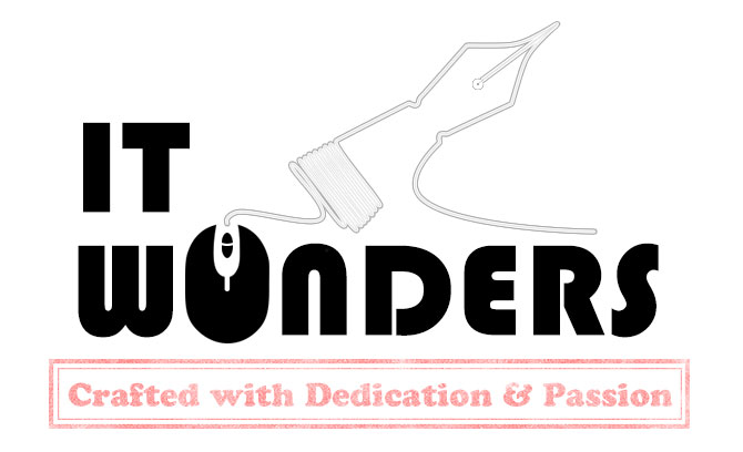 IT Wonders Design Singapore Logo