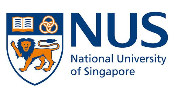 National University Singapore Logo