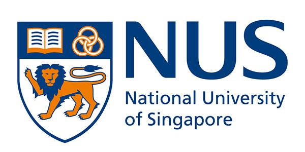 National University Singapore Logo